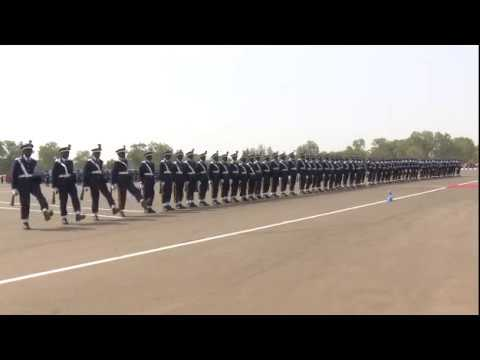 Passing Out Parade of Airforce