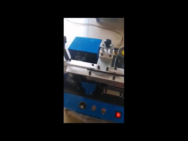 SMD components lead cutting machine