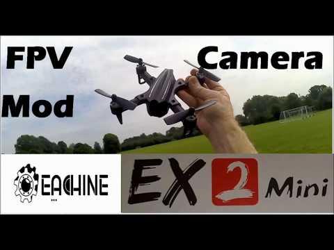 Eachine EX2mini FPV Camera Mod