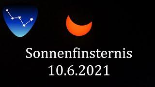 Sonnenfinsternis Juni 2021