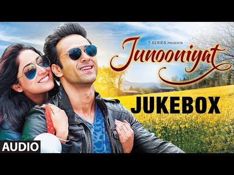 Junooniyat Jukebox (AUDIO) | Pulkit Samrat, Yami Gautam | T-Series - T-Series