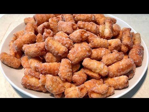 How to make swahili cookies known as Kokotende | Visheti | Shushumow in English.