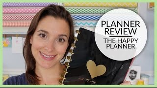 Planner Review | The Happy Planner | 2015 - 2016