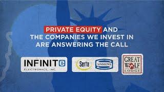 Private Equity Donates Supplies to Fight Coronavirus