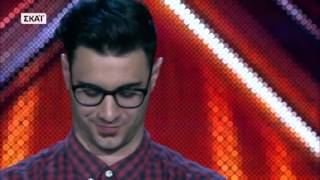 X FACTOR GREECE 2016 | FOUR CHAIR CHALLENGE | ΙΑΝ ΣΤΡΑΤΗΣ