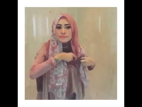 Video tutorial hijab fashion show