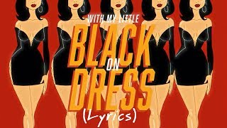 Becky G - LBD (Video Lyric) Little Black Dress