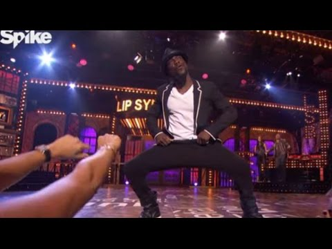"Kevin Hart performs Usher's ""OMG"" feat. will.i.am"