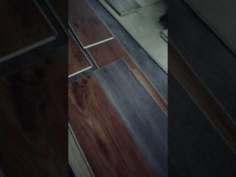 Ván sàn vân gỗ khóa hèm thông minh - Kiên An