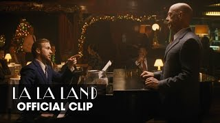 "La La Land 2016 Movie Official Clip – ""Play The Set List"""