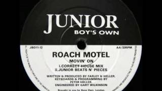 Roach Motel - Movin' On