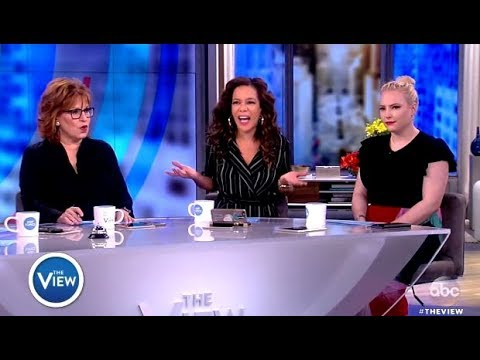 Meghan Calls Zuckerberg A Robot & Director Makes Sunny Clarify TRUMP Beat Down (The View)