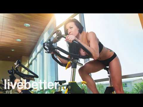 Best Spinning Music Mix for Intense Cardio Cycling Workout 2016