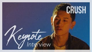[KEYNOTE interview] #4 CRUSH (크러쉬)