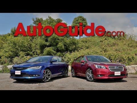 2015 Subaru Legacy vs. 2015 Chrysler 200S