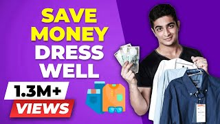 10 LOW BUDGET Fashion Tricks | How To Save MONEY On