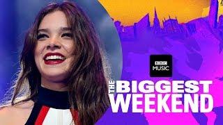 Hailee Steinfeld - Let Me Go (The Biggest Weekend)