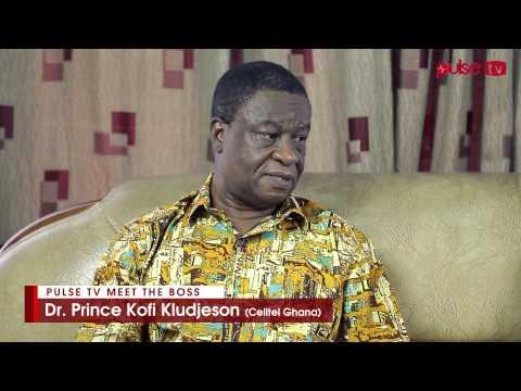 Inspirational: Meet the Boss Ep.2-Dr. Prince Kofi Kludjeson, founder of Kasapa