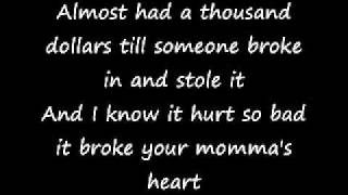 Eminem   Mockingbird (Lyrics)