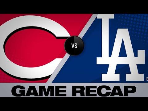 Pollock, Buehler push Dodgers past Reds - 4/17/19