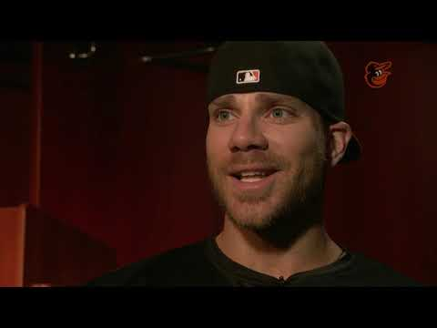 Chris Davis reflects on historic slump ending, the O's rebuild and his charity work in Baltimore