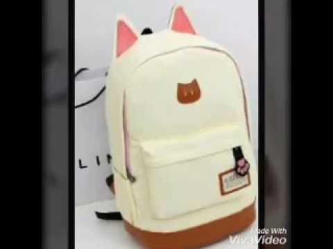 Fotos de mochilas e bolsas