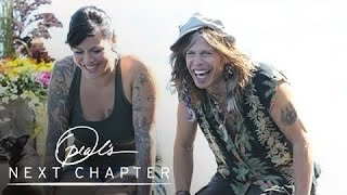 Web Exclusive: Steven and Mia Tyler Look Back | Oprah's Next Chapter | Oprah Winfrey Network