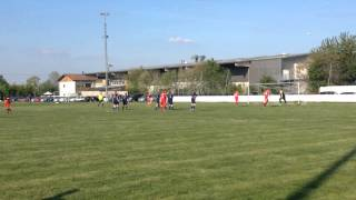 preview picture of video 'Lattenkracher | SV Haiming 2 | ESV MÜHLDORF 2 vs. SV HAIMING 2'