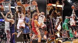 Dwyane Wade's Best Dunk On Every Team In The NBA!