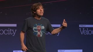 "Rodney Mullen: ""Build on a Bedrock of Failure"" Keynote - Velocity Santa Clara 2014"