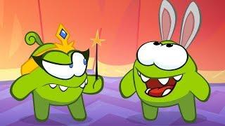 Om Nom Stories - HOCUS POCUS | Cut The Rope | Funny Cartoons For Kids | Kids Videos