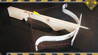 DIY PVC Crossbow (Pt. 1/2)