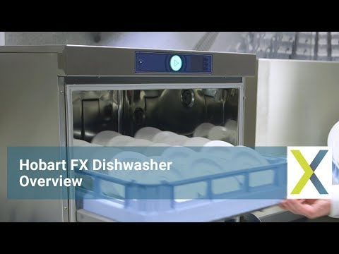Hobart FX Dishwasher: Overview
