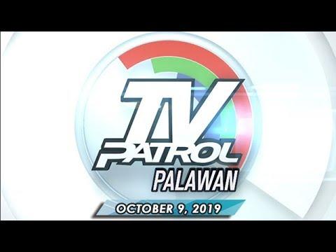 [ABS-CBN]  TV Patrol Palawan – October 9, 2019