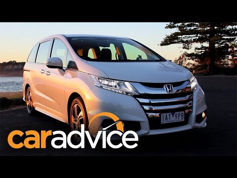 Honda Odyssey Review : Six months on