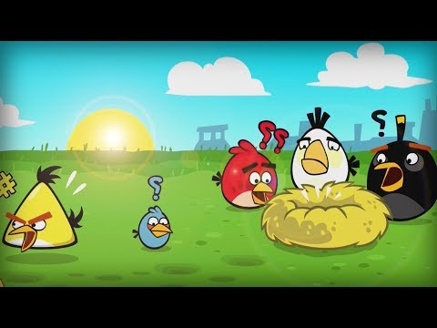 AB Classic HD - Rovio Entertainment Oyj Poached Eggs 1-7 Walkthrough