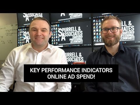 Key Performance Indicators Online Ad Spend