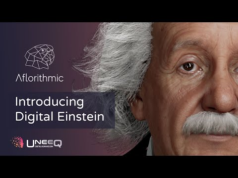 AI-driven audio cloning startup gives voice to Einstein chatbot