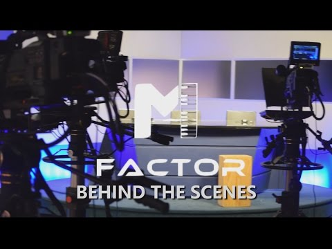 "Thumbnail for video called ""Behind The Scenes of M Factor"""