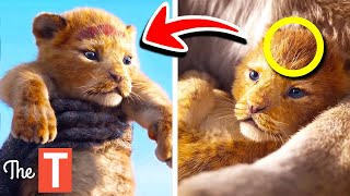 10 Things Kids Won't Understand In The New Lion King Movie
