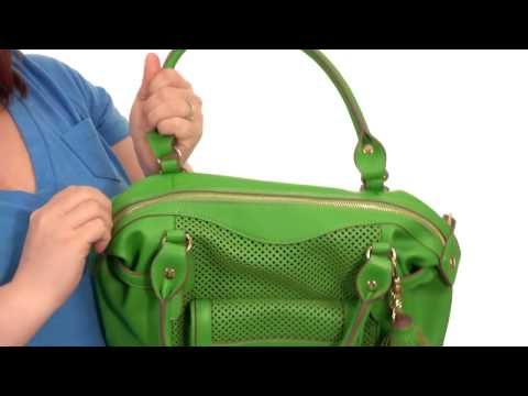 Jessica Simpson Mercer Satchel  SKU:#8305826