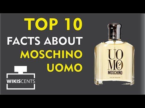 Fragrance Review: Moschino Uomo for men
