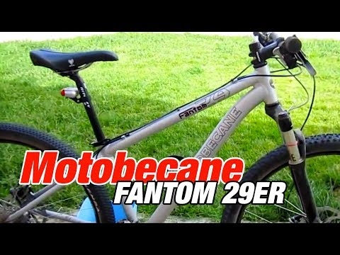 2012 Motobecane Fantom Pro 29er Mountain Bike Review BikesDirect