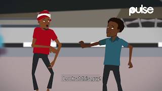Street Paddy: Ekpo & Johnny Audition For The Voice Nigeria | Ep 1