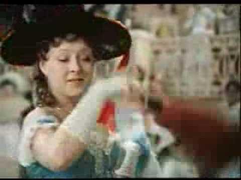Летучая мышь - Ария Адели-баронессы