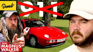 Porsche 928 - Everything You Need To Know | Up to Speed