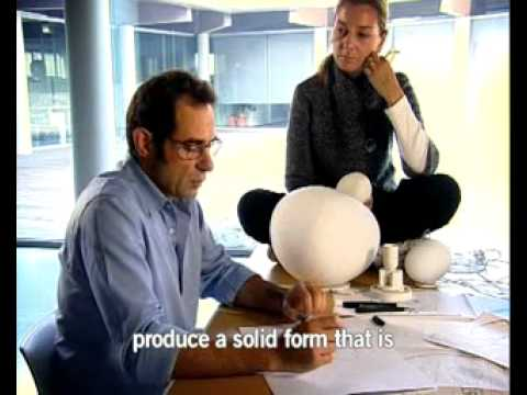 The designers Ludovica and Roberto Palomba on the Gregg Lamps