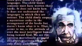 Albert Einstein On God The Creator