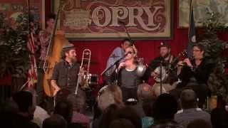 Shotgun Jazz Band - Live at the Abita Springs Opry