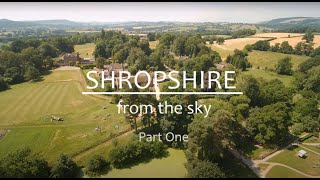 Shropshire from the Sky Part One